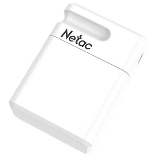 Фото - Флешка Netac U116 64GB 3.0, белый флешка netac u505 usb 3 0 64gb черный