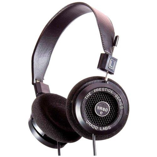 Наушники Grado SR60e, black