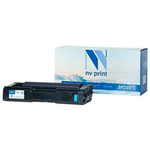 Фото - Картридж NV Print SP250 Cyan для Ricoh, совместимый картридж nv print sp3400 для ricoh совместимый
