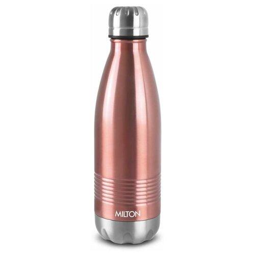 Термобутылка для воды, Milton, DUO DLX 500, 0,5л, MB71405-BR