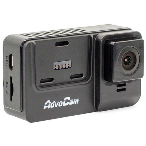 Видеорегистратор AdvoCam FD Black III GPS+ГЛОНАСС, GPS, ГЛОНАСС, черный