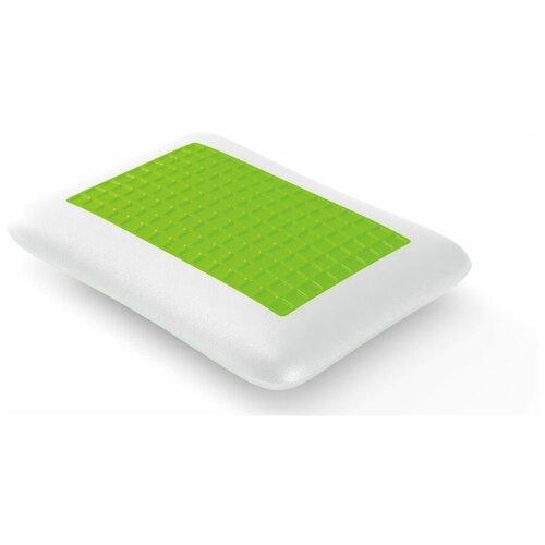 Подушка Орматек Junior Green 39 х 54 см белый