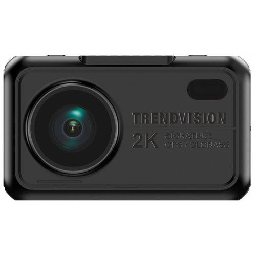 Фото - Видеорегистратор TrendVision TDR-721S, GPS, ГЛОНАСС, черный видеорегистратор trendvision amirror 10 android 2 камеры gps черный