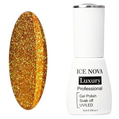 Купить Гель-лак для ногтей ICE NOVA Luxury Professional, 10 мл, 222