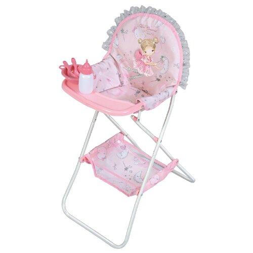 Купить 53234 Стульчик для кормления куклы серии Мария, складной, 65 см, DeCuevas, Мебель для кукол