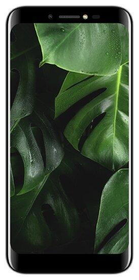 Смартфон BQ 5514L Strike Power 4G, черный