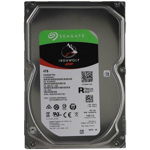 Жесткий диск Seagate IronWolf 4 TB ST4000NE001