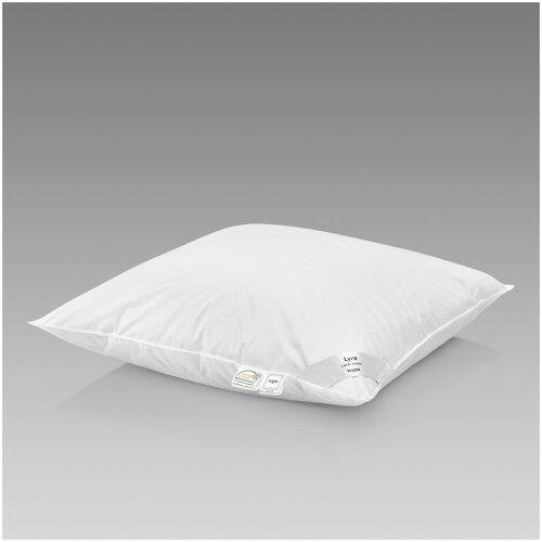 Подушка Togas Лира 70 х 70 см белый