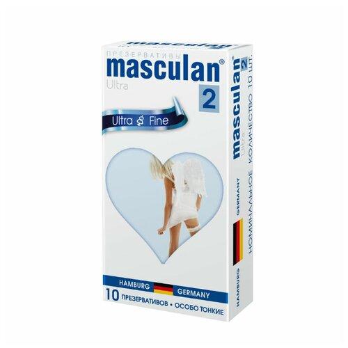 Купить Презервативы masculan Ultra Fine, 10 шт., Интим-товары