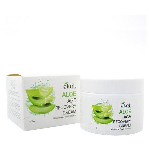 Купить Ekel Age Recovery Cream Aloe Крем для лица с экстрактом алоэ 100 гр