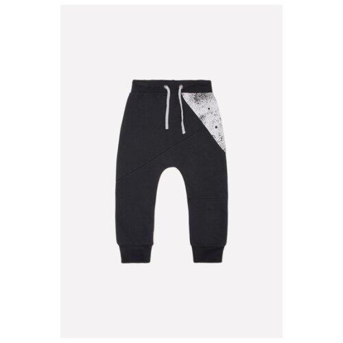 Купить Брюки crockid размер 68, черный, Брюки и шорты