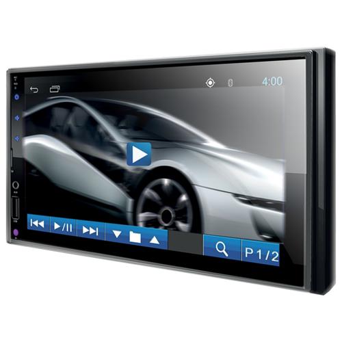 Автомагнитола Centek СТ-8121 2 DIN дисплей 7`, WinCE, Full touch ёмкостный, Mirror link, USB 2.0