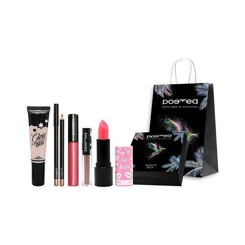 Poetea Набор для макияжа Beauty box №9567