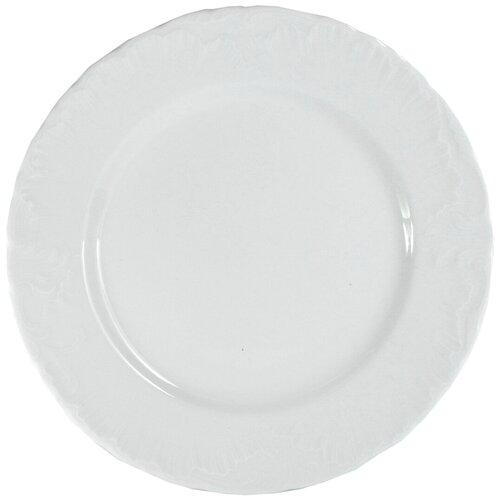 Cmielow Тарелка обеденная Rococo 25 см тарелка cmielow rococo плоская 25см фарфор 0031190 rococo
