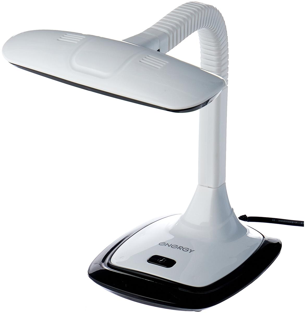 Стоит ли покупать Настольная лампа светодиодная Energy EN-LED18 бело-черная, 5 Вт? Отзывы на Яндекс.Маркете