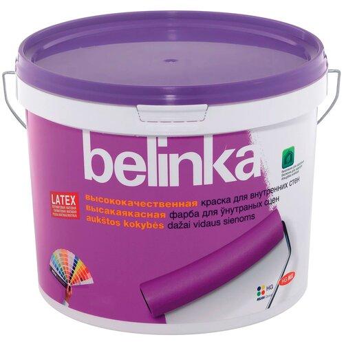Краска латексная Belinka Latex бесцветный 9.3 л
