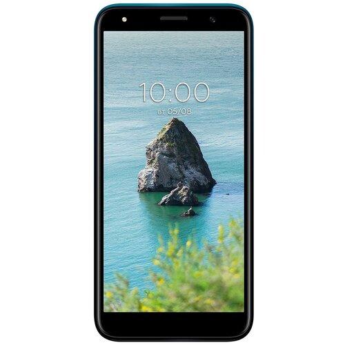 Смартфон BQ 5533G Fresh 2/16 ГБ, Sea Wave Blue