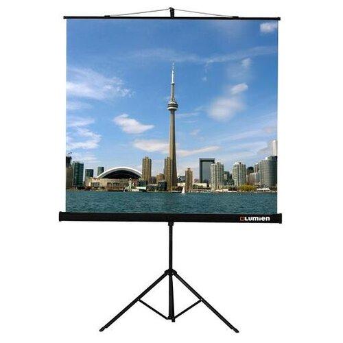 Рулонный матовый белый экран Lumien Eco View LEV-100102