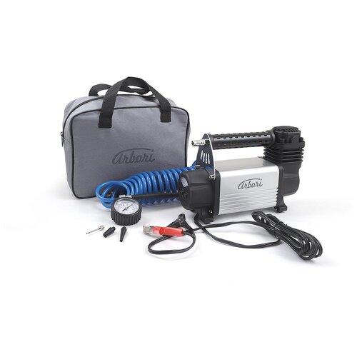 Автомобильный компрессор Arbori X.750 черный/серебристый