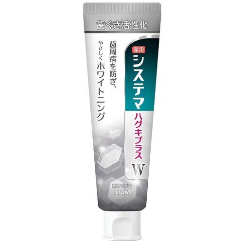 Зубная паста Lion Dentor Systema Gums Plus White, 95 г