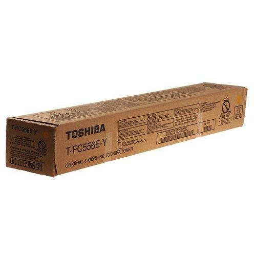 Фото - Картридж Toshiba T-FC556EY (6AK00000427) картридж toshiba t 2060e 60066062042