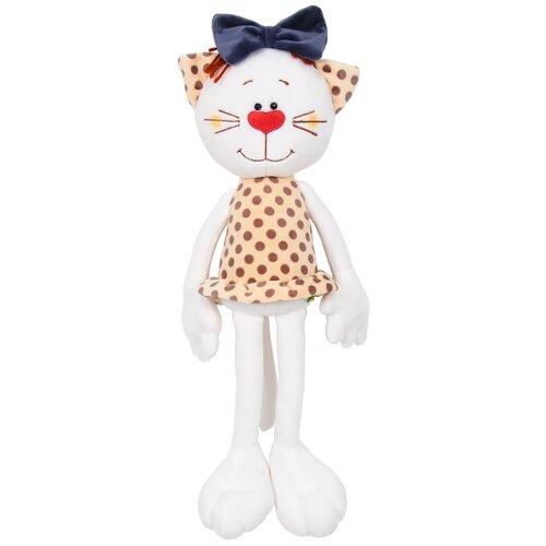 Мягкая игрушка Левеня Кошка Бьянка 47 см