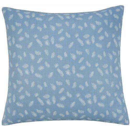 Подушка Даргез Стандарт 68 х 68 см голубой
