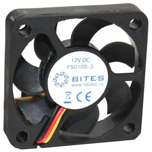 Вентилятор для корпуса 5bites F5010S-3 черный 1 шт. вентилятор для корпуса 5bites f6010s 3