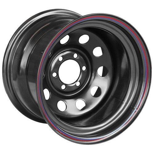 Фото - Колесный диск OFF-ROAD Wheels 1680-61466BL-0 8x16/6x114.3 D66 ET0 черный колесный диск neo wheels 640 6 5x16 5x114 3 d66 1 et50 s