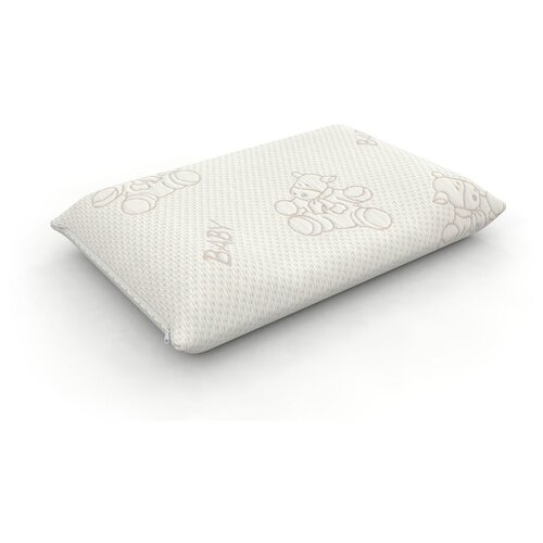 Подушка Орматек ортопедическая Junior Soft 40 х 60 см белый