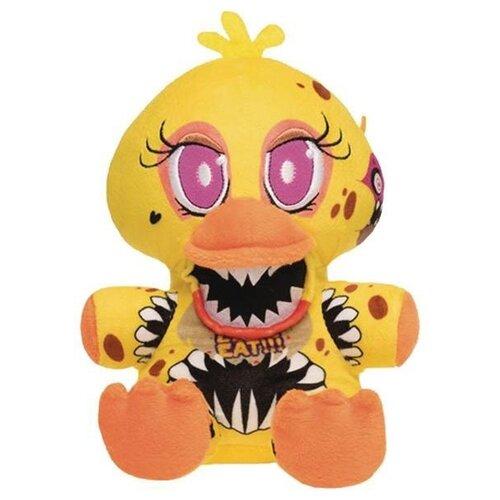 Купить Мягкая игрушка Funko FNAF Twisted Ones: Chica 20 см, Мягкие игрушки