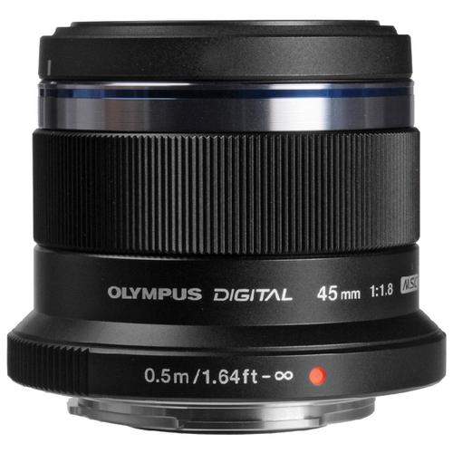 Объектив Olympus 45mm f/1.8 черный
