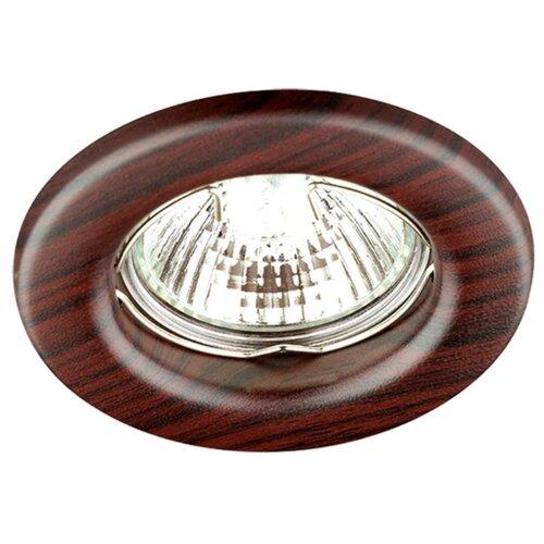 Встраиваемый светильник Novotech Wood 369715 встраиваемый светильник novotech wood 369717