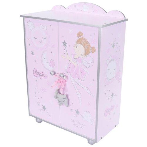 Купить 55234 Гардеробный шкаф для куклы серии Мария, 54 см, DeCuevas, Мебель для кукол