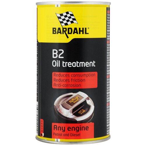 Bardahl B2 Oil Treatment 0.3 л bardahl treatment essense benzine additief 0 475 л
