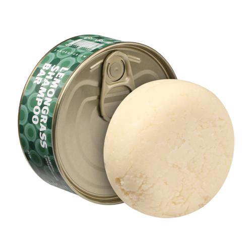 Laboratorium Твердый шампунь с пребиотиками ( Lemongrass Shampoo bar ) 75 гр твердый шампунь для волос пребиотики и лемонграсс lemongrass shampoo bar 75г