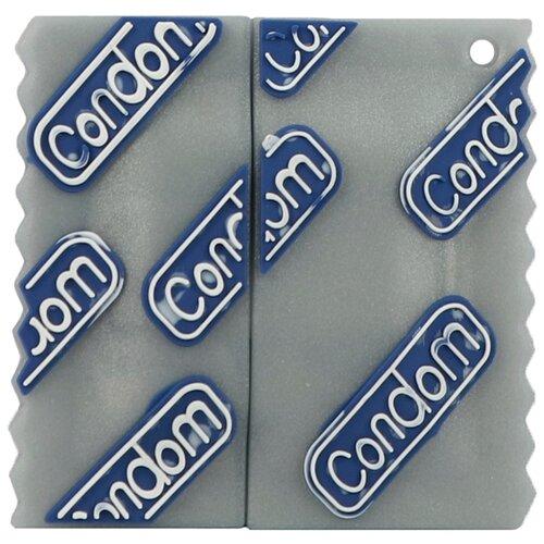 Фото - Флеш накопитель USB 32 ГБ / USB Флэш диск 32 GB (USB Flash Drive) / Оригинальная компьютерная флешка ЮСБ в подарок (Condom) подарок
