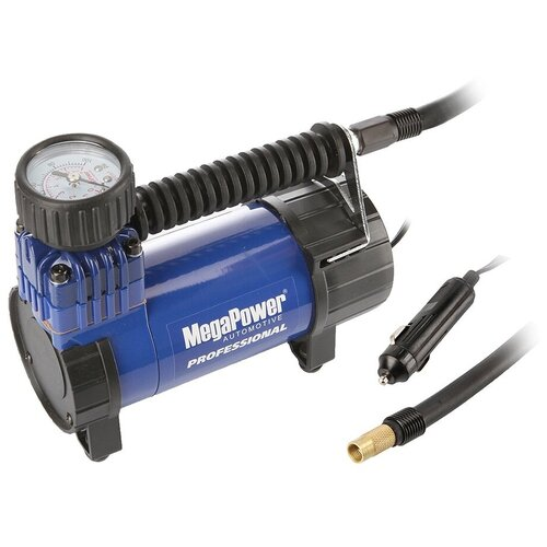 Автомобильный компрессор MegaPower M-11040B синий