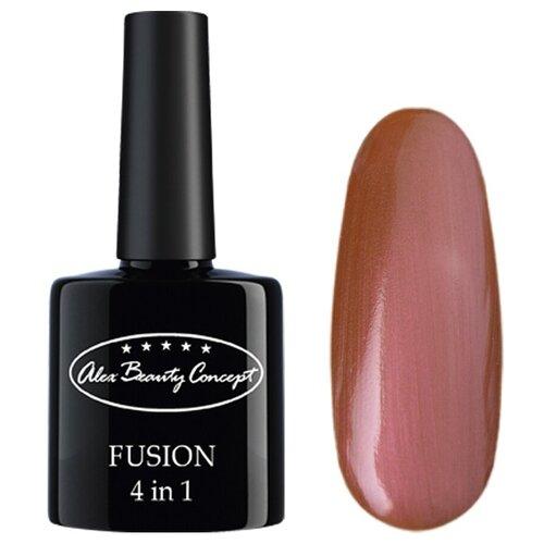 ГЕЛЬ-ЛАК Alex Beauty Concept FUSION 4 IN 1 GEL, цвет коричневый.