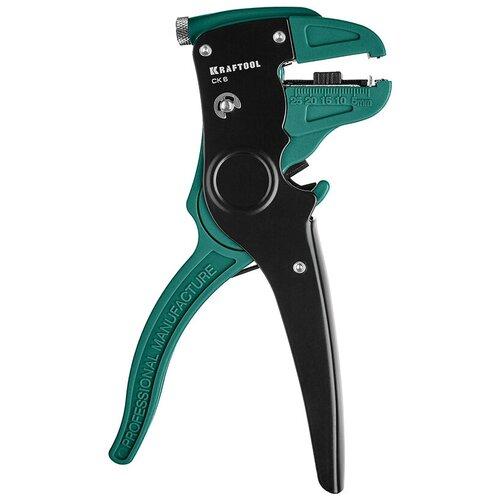 Стриппер Kraftool CK-6 (22630) черный/зеленый
