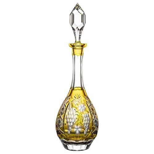 Декантер Ajka Crystal Grape 64569/51380/48359 0.75 л amber