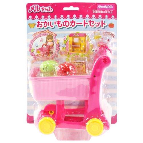 513699 Тележка для покупок для куклы Мелл. KAWAII MELL