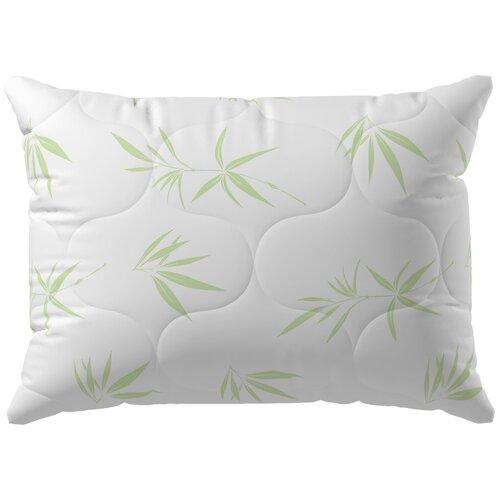 Подушка Волшебная ночь Бамбук 50 х 70 см белый