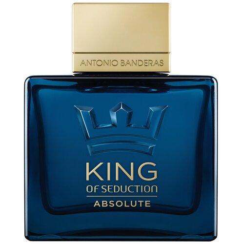 Туалетная вода Antonio Banderas King of Seduction Absolute, 100 мл antonio banderas power of seduction туалетная вода 100мл