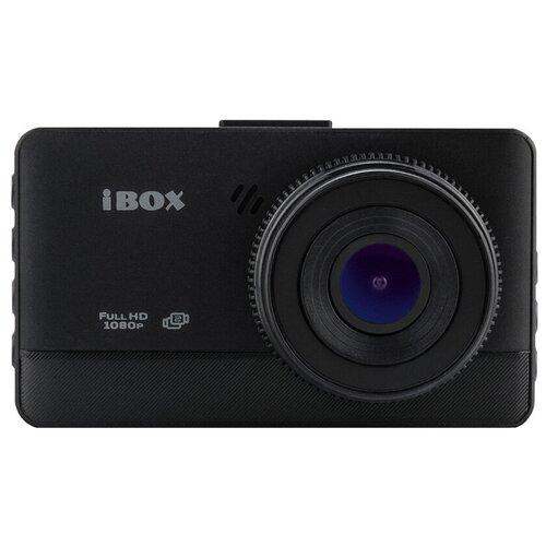 Видеорегистратор iBOX XRoad Dual, черный