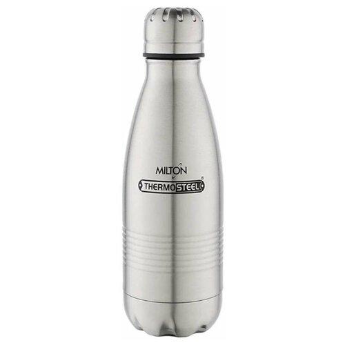 Термобутылка для воды, Milton, DUO DLX 350, 0,35л, MB71303-ST