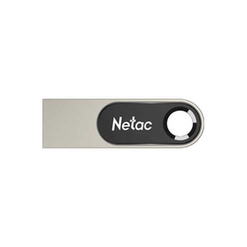 Фото - Флешка Netac U278 32GB, pearl nicel + black netac usb drive u278 usb3 0 32gb retail version