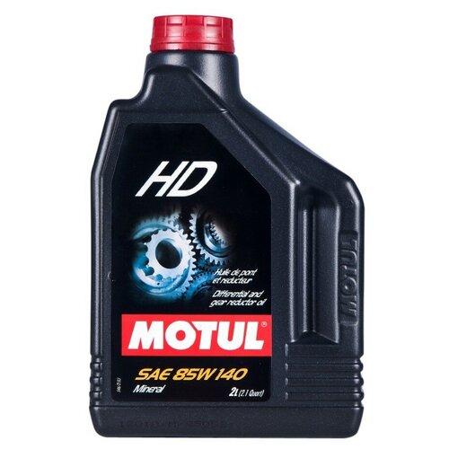 Трансмиссионное масло Motul HD 85W-140 2 л