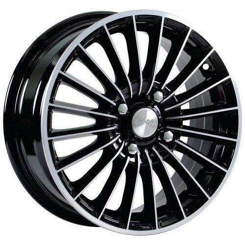 Фото - Колесный диск SKAD Веритас 6х15/5х105 D56.7 ET39, алмаз колесный диск tech line 544 6х15 5х105 d56 6 et39 7 2 кг s