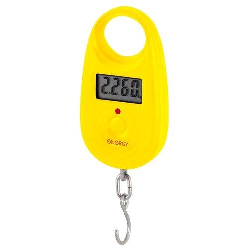 Электронный безмен Energy BEZ-150, желтый